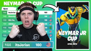 So I Competed In The Neymar Jr Cup & Almost WON!
