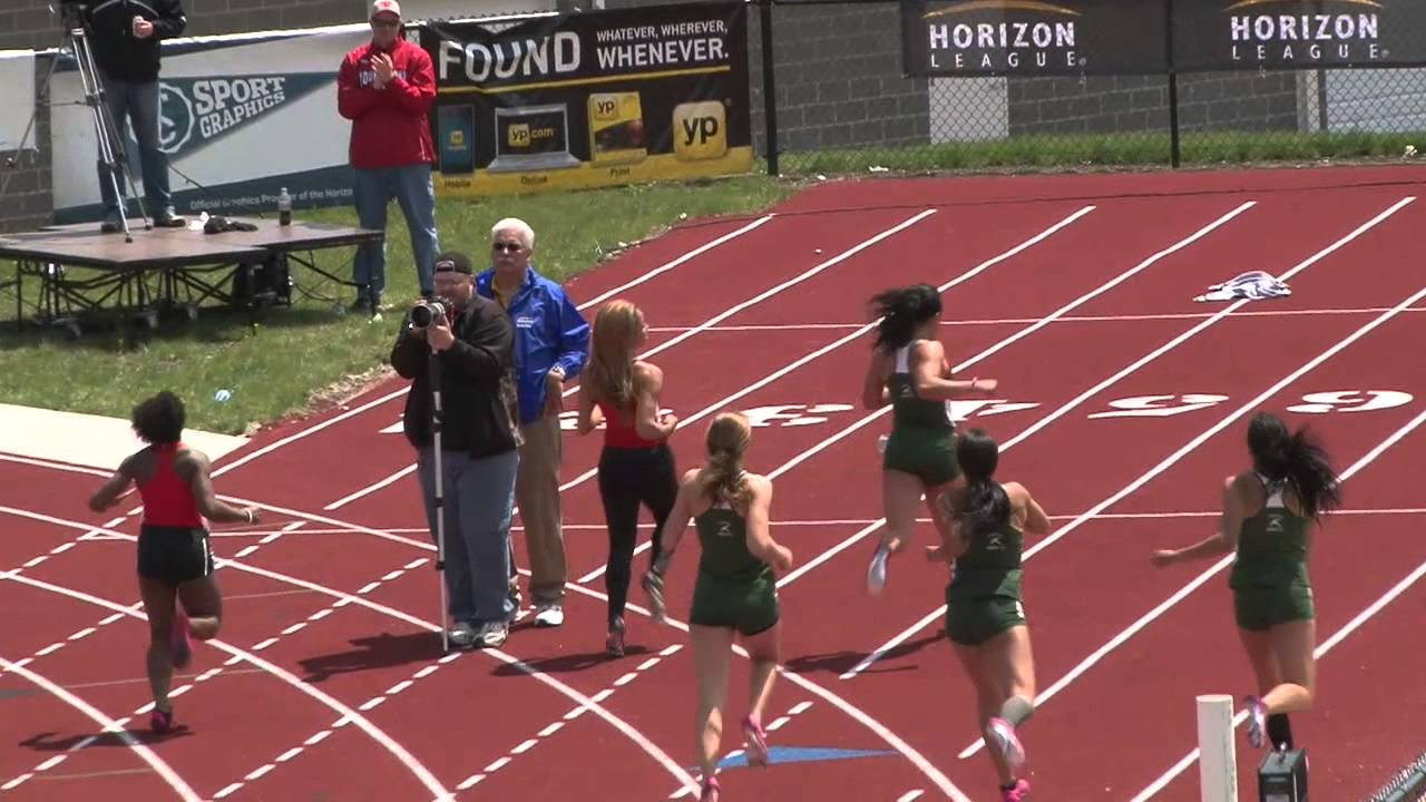 how to run the 100 meter dash