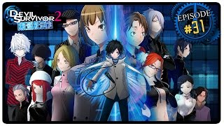 Devil Survivor 2 Record Breaker Ep 31: The Anguished One