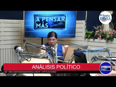 'A PENSAR MÁS CON ROSA MARÍA PALACIOS' 20-02-2019