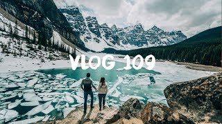 most incredible place we ve seen   tyler and hannah vlog 109   banff national park   sony a6300 4k
