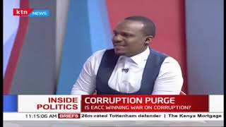 Inside Politics: Corruption purge