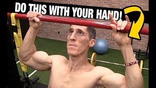 How to Build Muscle with Pullups (WITHOUT WEIGHTS!)