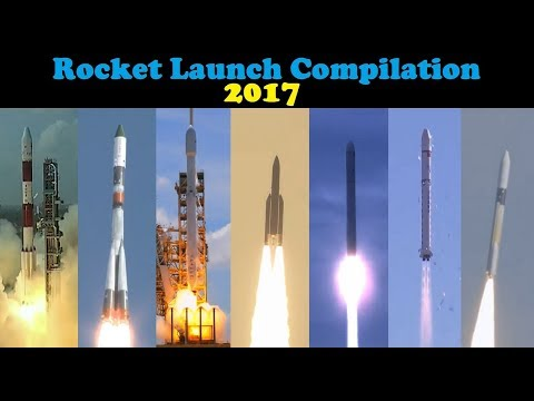 Rocket Launch Compilation
