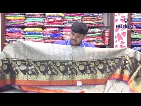 Sakhi Fashions | Fancy Sarees | Episode 3 | A.S.Rao Nagar | zoneadds.com