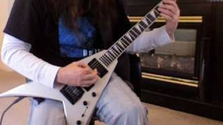Megadeth - Ashes In Your Mouth (cover)