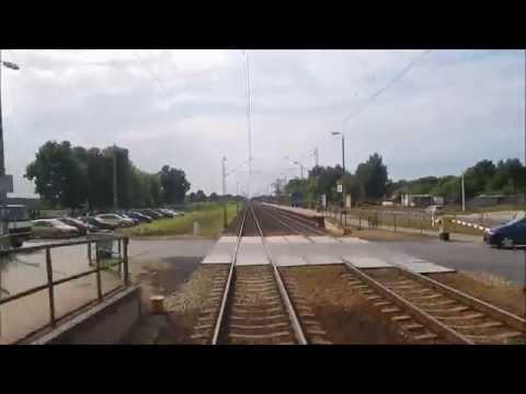[500 subskrybcji!] REARVIEW TLK SOLINA na trasie Warszawa Centralna - Lublin 08.06.2015