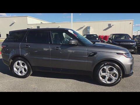 2018 Land Rover Range Rover Sport Clarksville, Annapolis, Rockville, MD  PL2223. Jim Coleman Jaguar ...