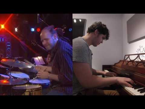 Brad Mehldau - We See - Solo Transcription performance