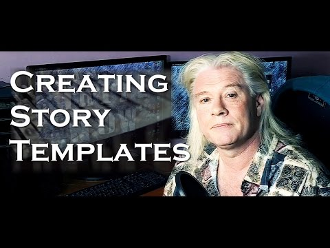 Write Now 5: Creating Story Templates