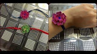 Quilling Rakhi|Quilled Bracelet #10