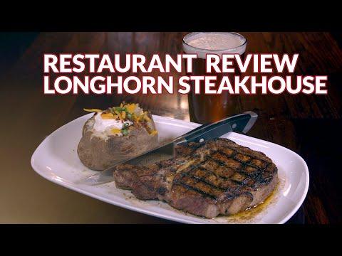 atlanta eats longhorn steakhouse youtube