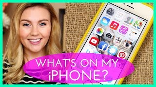 One of Allison Anderson's most viewed videos: What's on my iPhone 5s? Favorite Apps + More!