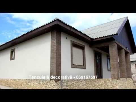 Tencuiala Decorativa Exterior Danke.Tencuială Decorativă Dekorativnaya Shtukaturka 069167597