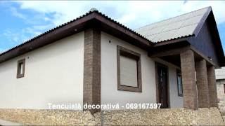 Imagini Tencuiala Decorativa Exterior.V2movie Termoizolatii Si Tencuieli Decorative