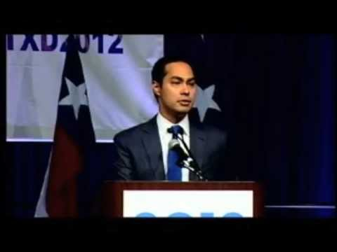 Mayor Julian Castro Keynote Speech Conclusion