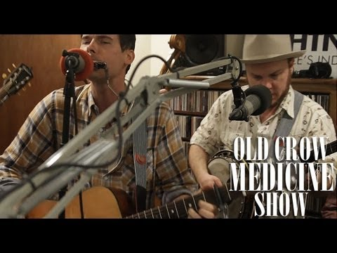 Old Crow Medicine Show - Ain't It Enough - Live at Lightning 100 studio