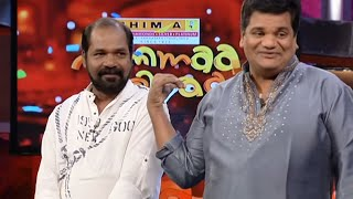 Cinemaa Chirimaa I Ep 48 with  Jaffer Idukki, Saju Kodiyan & Harisree Martin I Mazhavil Manorama
