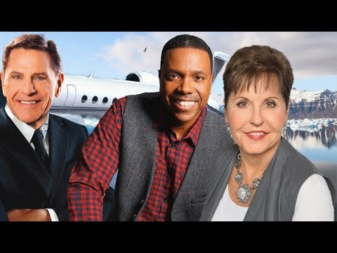 9 American pastors who own expensive private jets