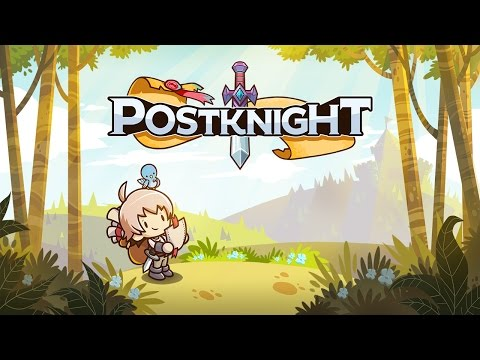 Postknight - Official Game Trailer