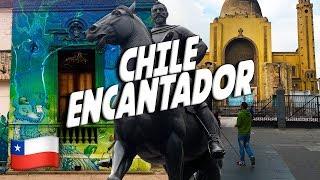 Las 10 COSAS que AMÉ de CHILE