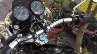 MotoGuzzi V1000 G5 Lafranconi sound