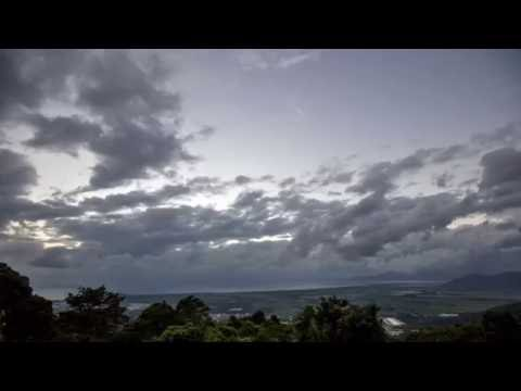Timelapse of Sunrise at Henry Ross Lookout Cairns