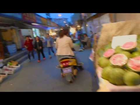 Alley Exploration (Xuzhou, China)