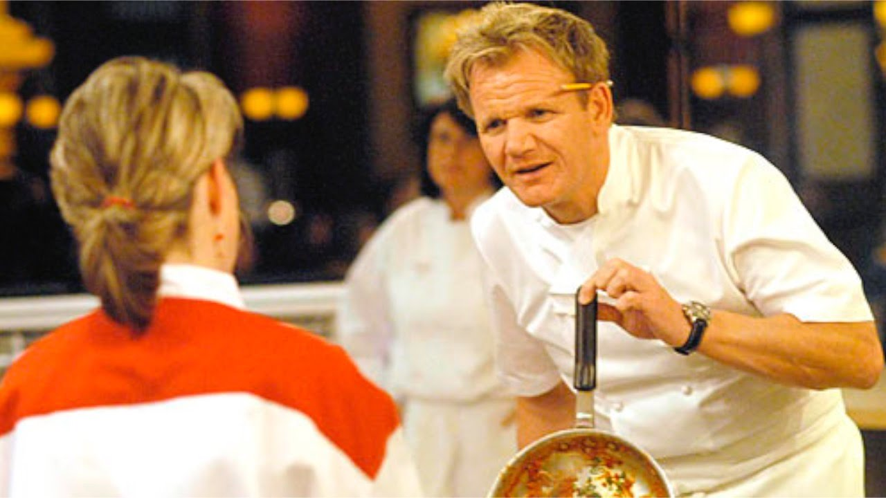 Why Gordon Ramsay Is Mean On Hells Kitchen