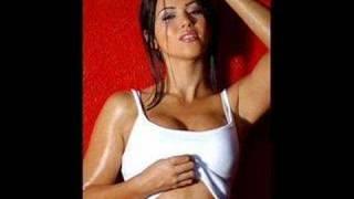 Hot Girl Striping Beautiful