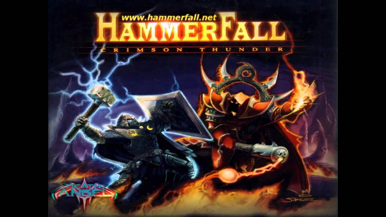 Hammerfall hearts on fire скачать mp3