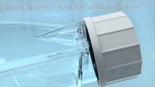 eppendorf cell culture consumables 3d animation of features and benefits