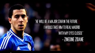 Eden Hazard● Goals & Assists ● 2014 2015● Future Ballon d'or