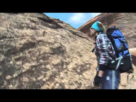 coyote gulch ascent