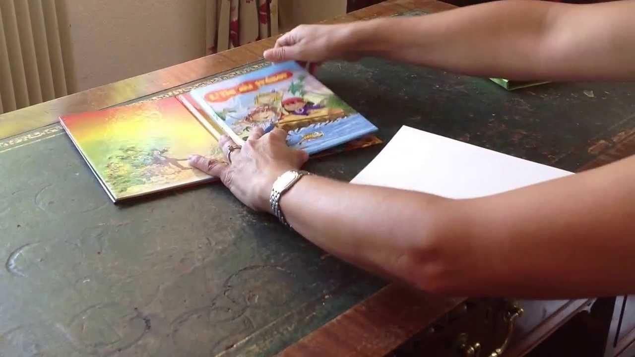Super FR Livre part 1/3 - Comment fabriquer votre livre Mon Livre à Moi  ZN47