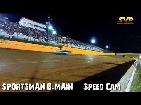 Speed Cam @ Volunteer Speedway