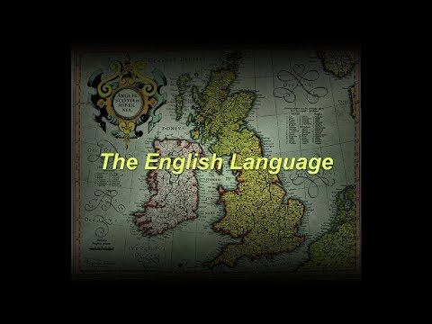"""""""History of the English Language"""" - Something I'll Know More About: In less than 3 Minutes"""