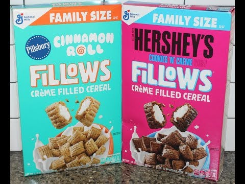 Katie Sommers - YUM: Pillsbury Is Launching New Cinnamon Roll Cereal Stuffed With Frosting