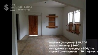 Property Investing - House for sale, house for rent - review 11 (Недвижимость за рубежом - обзор)