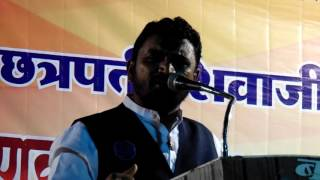 Amol Dada Mitkari Speech on Shiv Jayanti in Chandrapur 1_3