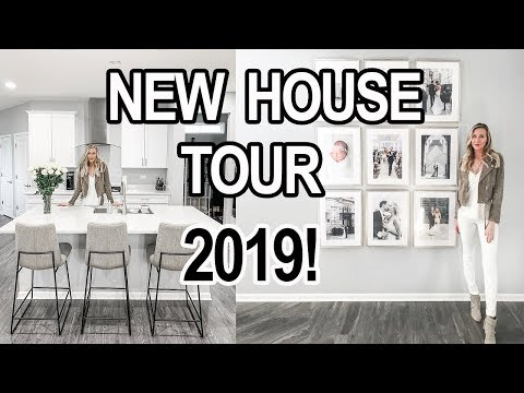 BRAND NEW HOUSE TOUR 2019!