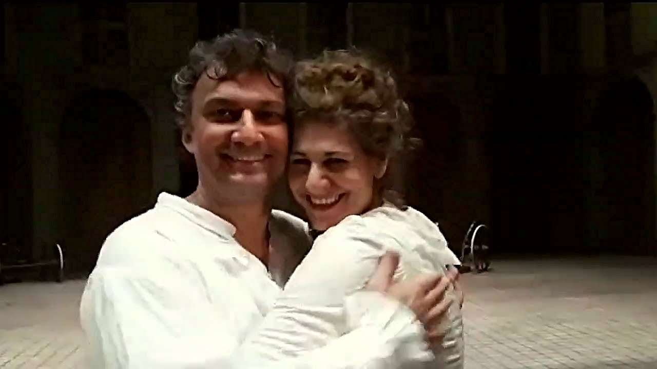Jonas Kaufmann & Anja Harteros⭐Invitation to the live stream