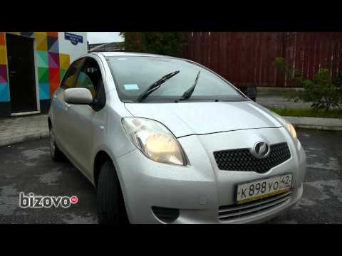 Продажа Toyota Vitz 2007 года в Новокузнецке на bizovo.ru