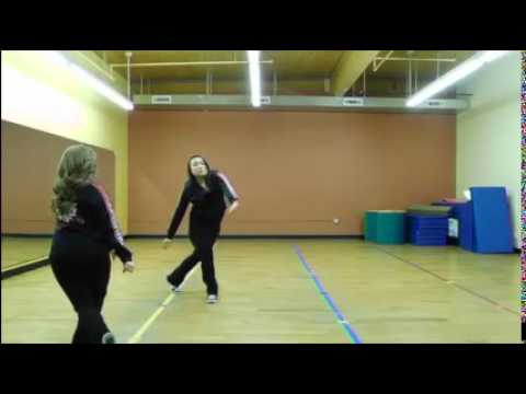 IFL Billings She Wolves Dance Challenge