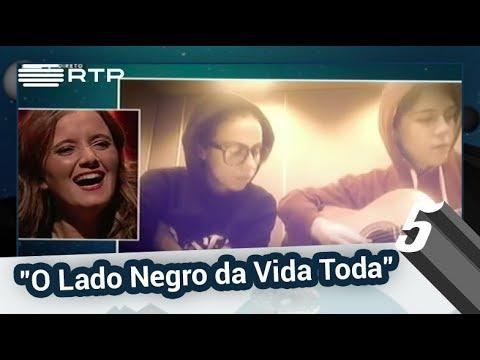 Carolina Deslandes reage à versão