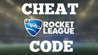FUN ROCKET LEAGUE CHEAT CODE | TRY IT FOR YOURSELF!