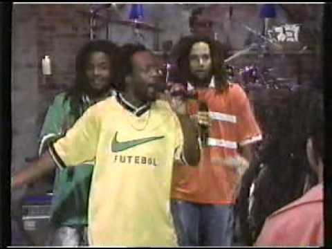 Wyclef- Guantanamera live; Praz, Kymani Marley, John Forte