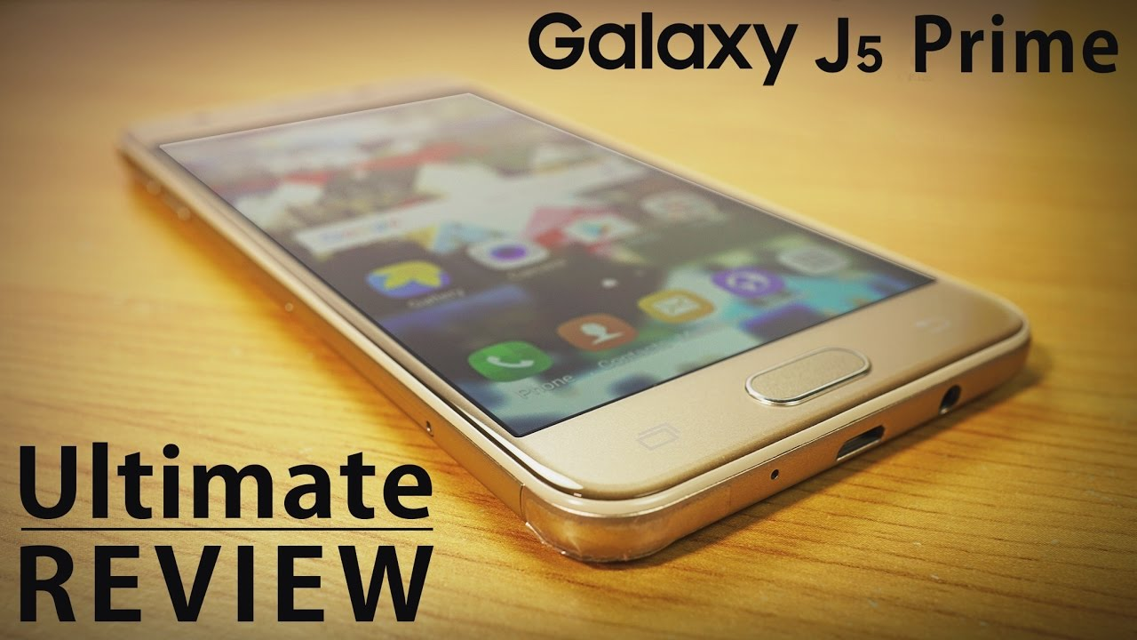 Samsung Galaxy J5 Prime - REVIEW