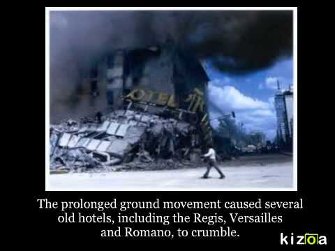 Kizoa Video Maker: 1985 Mexico City Earthquake