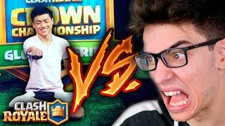 Video FLAKES VS ATCHIIN | CAMPEÃO MUNDIAL DE CLASH ROYALE!!! download MP3, 3GP, MP4, WEBM, AVI, FLV Agustus 2017